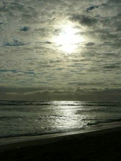 . Cotton Clouds, Waikiki Beach, Hawaii, Scenery, Celestial, Sunset, Outdoor, Outdoors, Landscape