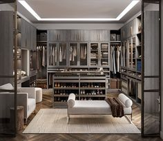 California Closets provides a range of unique and beautiful custom closets, closet organizers, and home storage systems for any room in the home. Master Closet Design, Custom Closet Design, Walk In Closet Design, Custom Closets, Closet Designs, Wardrobe Room, Wardrobe Design Bedroom, Closet Bedroom, Wardrobe Storage