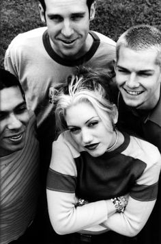 No Doubt...back in the day (Gwen Stefani)