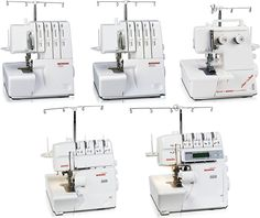 . Many of you have noticed.  And many of you have asked. And yes, I finally am using a serger.  (Or overlocker…….same thing.) Here was the issue.  A serger is an investment.  And I already have a fantastic sewing machine (Bernina Aurora 440) that does all sorts of great stuff.  (Thank you Bernina……we are getting …