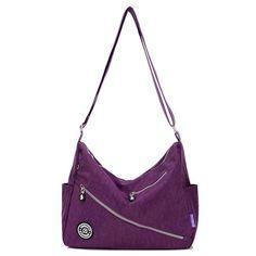 New Women Messenger Bags for Women Nylon Fashion Handbag Female Shoulder Bag Ladies Crossbody Bags 2017 bolsa sac a main femme