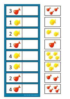 By Autismespektrum. Montessori Math, Preschool Learning Activities, Teaching Kindergarten, Kindergarten Worksheets, Preschool Activities, Teaching Kids, Kids Learning, Space Activities, Autism Classroom