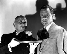 WILLIAM HOLDEN JOE GILLIS ERICH VON STROHEIM MAX VON MAYERLING SUNSET BLVD. 20X24 PHOTO Description: High Quality real photograph printed on Fuji Paper.. Size: 20X24 inches. Would look great at home or in your office!. Exclusive product only available from Moviestore!.  #MovieStore #Home