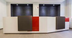 Recepção nos escritórios da Fromont Briens em Paris, França