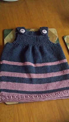 Ravelry: Project Gallery for Super Simple Baby Tunic pattern by Little Gunn