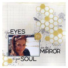Designer Kit - Eyes layout