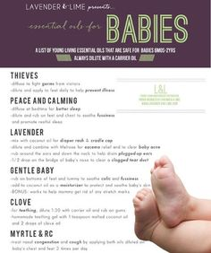 """""""Essential oils provide great benefits for babies and children...Remember our bodies have an innate ability to adapt and be strong."""" -Dr. Adriana Huertas #chiropractic #pediatric #MiamiBeach"""