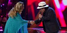 """Spettacoli: #Standing #Ovation Al #Bano nega un bacio a Romina Power: """"A casa c'è Loredana che sta guarda... (link: http://ift.tt/2mvoaoD )"""
