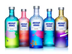 Packaging of the World: Creative Package Design Archive and Gallery: ABSOLUT UNIQUE