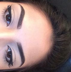 eyes eyeliner  perfect  lashes  eyebrows