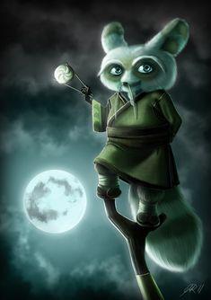 Master Shifu by ryodita.deviantart.com on @deviantART