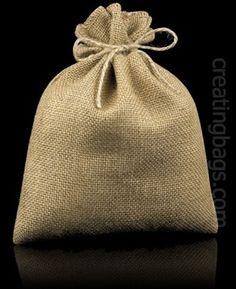 1000 images about bolsitas de yute on pinterest tela - Bolsitas de tela de saco ...