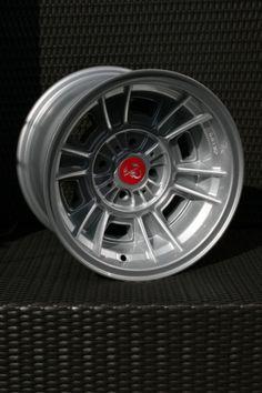 Cromodora CD66 wheels Fiat 124, 125, 128, 131, X1/9, A112 8×13 | Stole's Race Shop