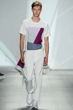 lacoste - spring 2015 menswear - new york - via style.com