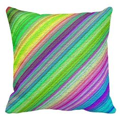 Colorful pillows from Passtha...