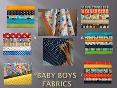 Custom Design Baby Bedding Crib Quilt and Crib skirt  Vibrant Boys Toddler Blanket Set. $130.00, via Etsy.