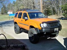 lifted nissan xterra - Google Search