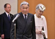 Japão, Imperador Akihito planeja abdicar do trono