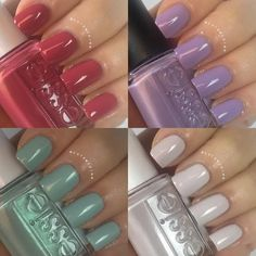 Essie Bridal 2016 Quad