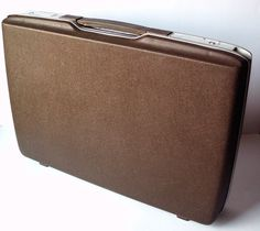 Samsonite Royal Traveler Briefcase Attache by PoorLittleRobin, $28.00