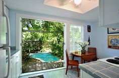 A charming little Key West Story-Book cottage I could love forever ...