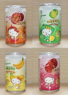 Hello Kitty beer is here