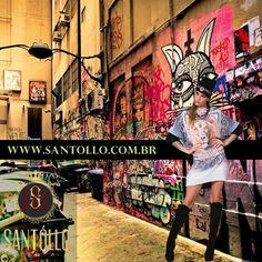 Vestido Esporte fino @moikana com estampa de Bicho. Para mulheres como você que tem estilo. Disponível do P ao G.  Acesse já:   www.santollo.com.br WhatsApp: (34) 8811:2985 Comercial: (34) 3316 6586 Rua: Juca Marinho, 15  #dress #vestido #look #nice #trend #ootd #moikana #esporte #fino ##girls #grafitti #spraypaint #spray  #santolloonline #temqueter #MODA #g+1