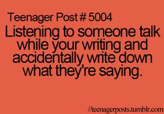 Happens all the time-_-