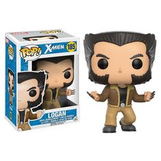 Logan/Wolverine Pop Vinyls Dorbz and Keychains Coming Soon