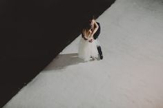 Parlay Studios New Jersey NJ Indie Hip Non Traditional Wedding Photographer Brooklyn NYC New York Reception Dance Photography Tulle Bustier Dress Satin b+w wedding