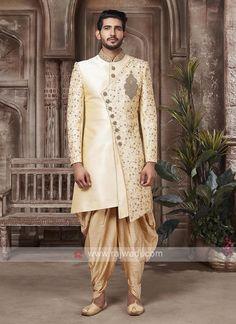 Wedding Wear, Wedding Suits, Indian Men Fashion, Mens Fashion, Mens Sherwani, Indian Groom Wear, Designer Clothes For Men, Festival Wear, Lehenga Choli
