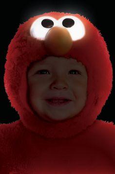 Sesame Street Light Up Elmo Toddler Costume - Pure Costumes