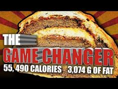 The Game Changer - Epic Meal Time - YouTube. This is absolutely glorious.