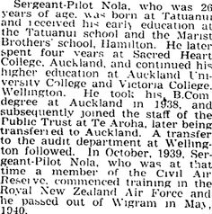 Auckland Star 14/05/1941 Early Education, Higher Education, Sacred Heart, Auckland, Family History, River, Star, School, Early Childhood Education
