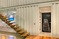 Spacious Shipping Container Property Exudes Trendy Sustainability