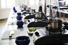 Cooking School, Bangkok