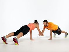 Some fun partner exercises you can do with your loved one!