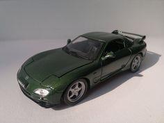 1/24 Mazda RX-7 - Motormax