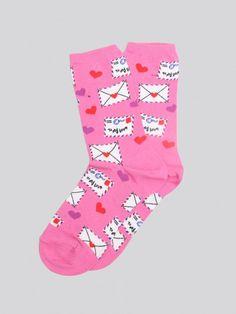 Love Letter Socks - Gypsy Warrior