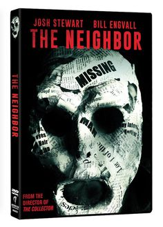 Josh Stewart's THE NEIGHBOR DVD / Digital HD / VOD Release Details: Josh Stewart's The Neighbor (2016) is co-written by… #TheNeighbor #Dvd