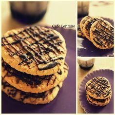 Çikolatalı Yulaflı kurabiye