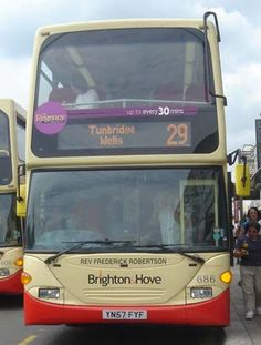 Brighton & Hove Bus and Coach Company Limited Rev Frederick Robertson