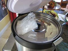 PREPARE TODAY: Prepare Today Homemade- Baked Chicken in the Saratoga Jacks Thermal Cooker (www.ChefBrandy.com)