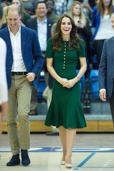 Duke and Duchess Of Cambridge Canada Tour | British Vogue