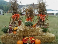 Fall Decorating Contest Inspiration