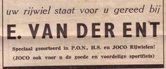 Groenegraf.nl: Rijwielhandel Van der Ent