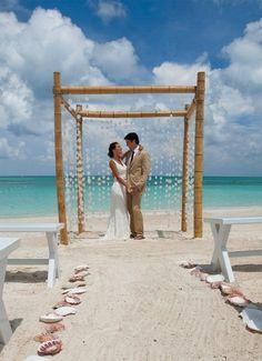 casamento simples praia - Pesquisa Google