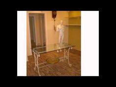 Tavolo . Table . Martelli Ferro Battuto