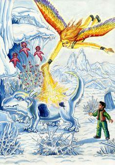 children book illustration style