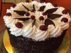 fekete erdő torta